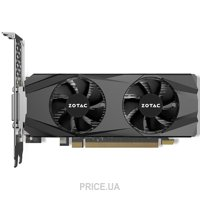 Фото Zotac GeForce GTX 1050 Low Profile 2Gb (ZT-P10500E-10L)