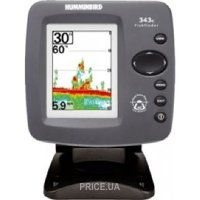 Фото Humminbird Fishfinder 343cx