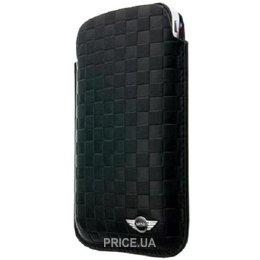 ... Чехол для мобильного телефона Чехол для мобильного телефона CG Mobile  Mini Leather Sleeve Case Chequered Black f36ac2514564a