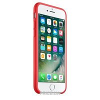 Apple iPhone 7 Silicone Case (PRODUCT)- RED (MMWN2)
