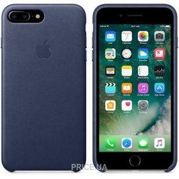 ... Чехол для мобильного телефона Чехол для мобильного телефона Apple  iPhone 7 Plus Leather Case - Midnight dcab5632f80a7