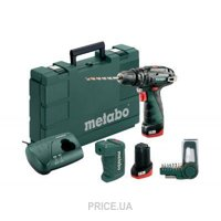 Фото Metabo PowerMaxx BS Basic + PA + BitBox (600385910)