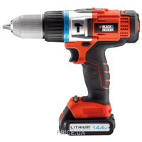 Фото Black&Decker EGBHP148BK