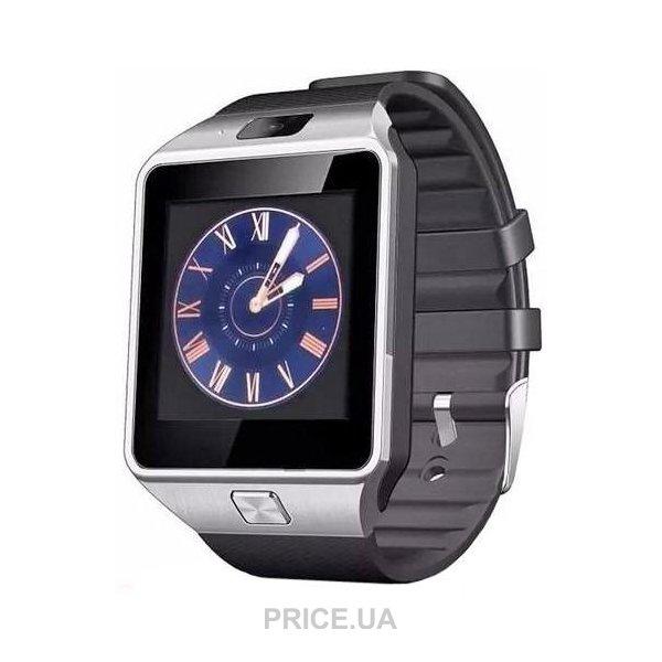 UWatch Smart DZ09 (Silver)  Купить в Украине - Сравнить цены на ... 29c77435db3d0