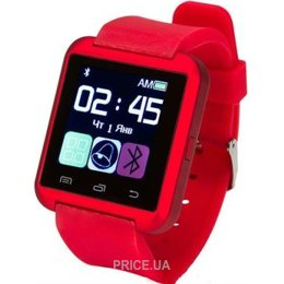 Фото Atrix Smart watch E08.0 (Red)