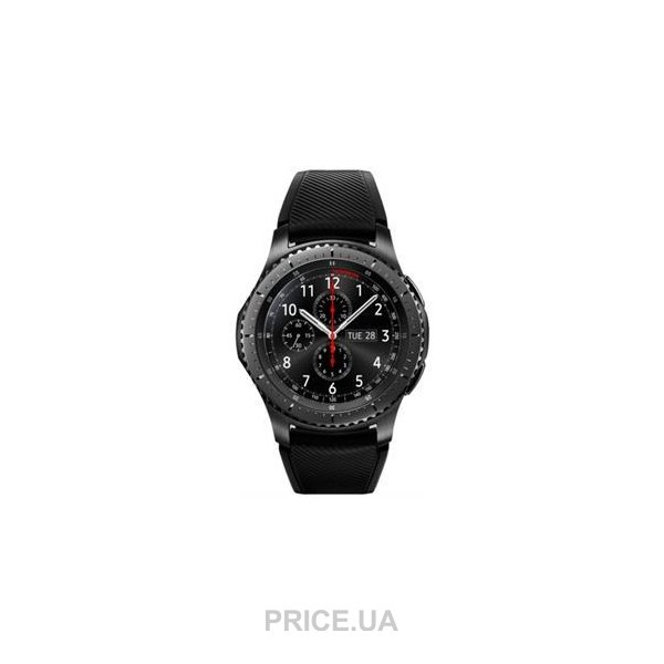 Samsung Gear S3 Frontier (Dark Gray)  Купить в Черновцах - Сравнить ... f04e84565fcb5