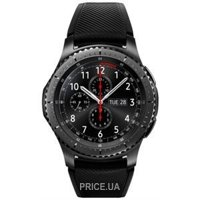 Фото Samsung Gear S3 Frontier (Dark Gray)
