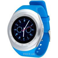 Фото Atrix Smart Watch X2 IPS Metal-Blue