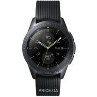 Фото Samsung Galaxy Watch 42mm LTE Midnight Black (SM-R810NZKA)