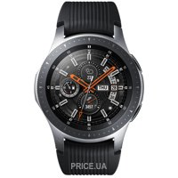 Фото Samsung Galaxy Watch 46mm Silver (SM-R800NZSA)