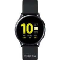Фото Samsung Galaxy Watch Active 2 44mm Black Aluminium (SM-R820NZKASEK)