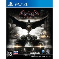 Фото Batman Arkham Knight (PS4)