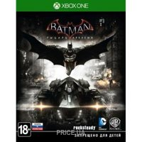 Фото Batman Arkham Knight (Xbox One)