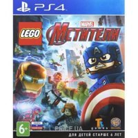 Фото LEGO Marvel Avengers (PS4)