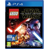 Фото LEGO Star Wars The Force Awakens (PS4)