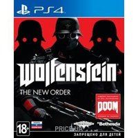 Фото Wolfenstein The New Order (PS4)