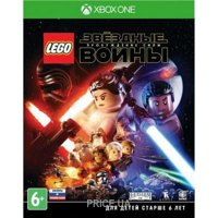 Фото LEGO Star Wars The Force Awakens (Xbox One)