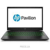 Фото HP Pavilion Gaming 15-cx0037ur (4PP31EA)