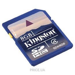 Фото Kingston SD4-8GB