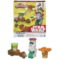 Фото Hasbro Play-Doh Star Wars Mission on Endor (B2524)
