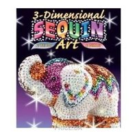 Фото Sequin Art 3D Elephant (SA1121)