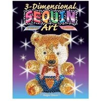Фото Sequin Art 3D Teddy (SA0502)