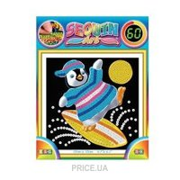 Фото Sequin Art 60 Penguin (SA1328)