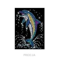 Фото Sequin Art BLUE Dolphin (SA1516)
