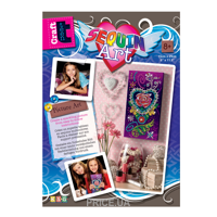 Фото Sequin Art PICTURE ART Craft Teen Rose (SA1419)