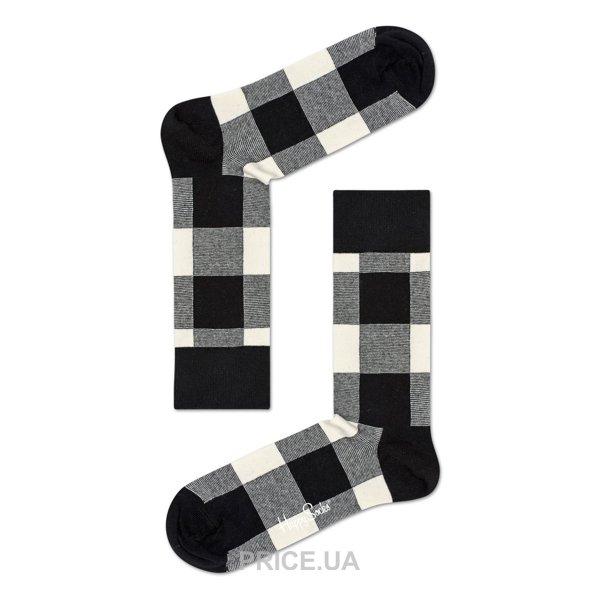 3030f4a51c802 Happy Socks Happy Socks - Носки Blac & White Gift Box (4 пары) 7333102131338