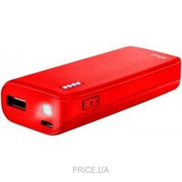 Фото Trust Primo 4400 Matte Red (22136)