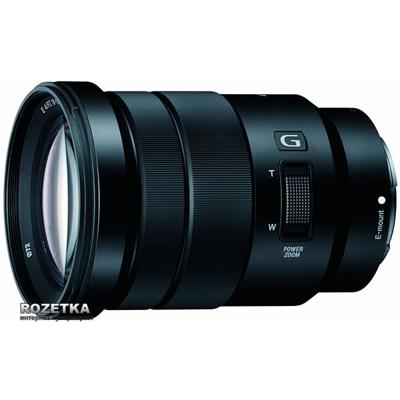 Sony 18-105mm, f/4 G Power Zoom для камер NEX (SELP18105G.AE)